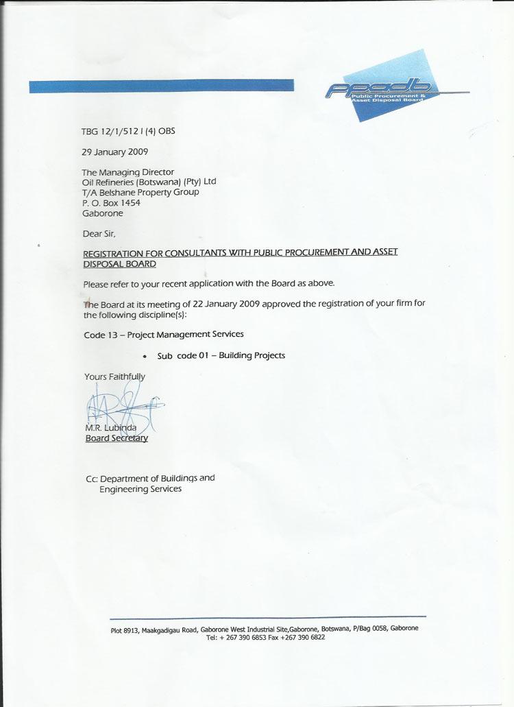 PPADB-Certificate-Project